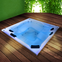 banheira spa veneza